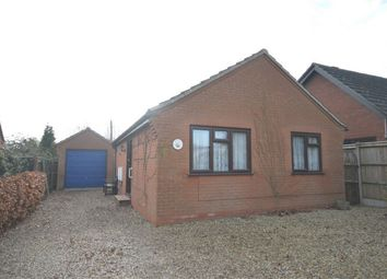 Thumbnail 2 bedroom detached bungalow for sale in Taverham Road, Drayton, Norwich