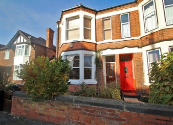 Thumbnail 3 bed semi-detached house for sale in Morley Road, Nottingham