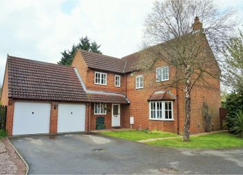 Thumbnail 4 bed detached house for sale in Templeman Drive, Carlby