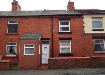 Thumbnail 2 bed terraced house for sale in Queen Street, Ruabon, Wrexham