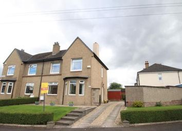 Thumbnail 3 bed semi-detached house for sale in Neilsland Oval, Glasgow, Lanarkshire