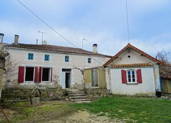 Thumbnail 1 bed property for sale in Auge Saint Medard, Poitou-Charentes, France
