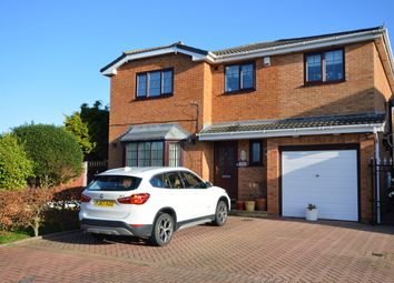 4 bed detached house for sale in Dumbarton Close, Blackpool FY4