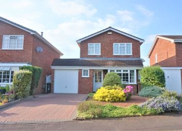 Thumbnail 3 bed detached house for sale in Spearhill, Lichfield