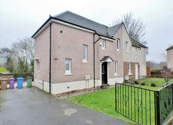 Thumbnail 3 bedroom semi-detached house for sale in Gardenside Crescent, Carmyle, Glasgow
