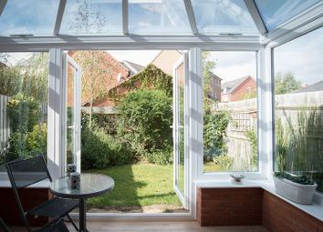 Thumbnail 3 bed terraced house for sale in Lingfield Crescent, Stratford-Upon-Avon