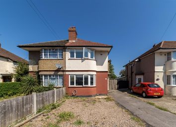 Thumbnail 2 bed semi-detached house for sale in Kingston Avenue, Feltham