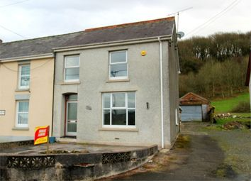 Thumbnail 3 bed semi-detached house for sale in Milford House, Cwmann, Lampeter, Carmarthenshire