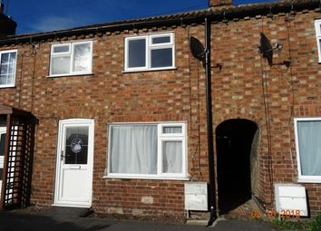 Thumbnail 3 bed terraced house to rent in Albert Street, Horncastle
