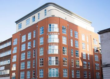 Thumbnail 2 bed flat to rent in Blenheim Court, Charles Street, Leicester