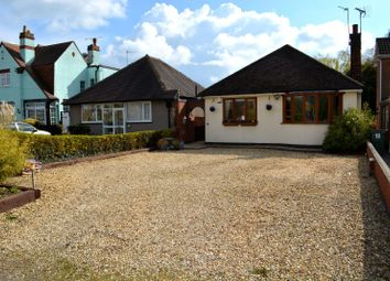 Thumbnail 2 bed bungalow for sale in Glebe Close, Wigston, Leicester