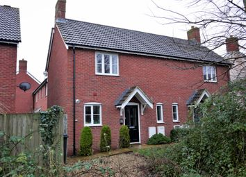 Thumbnail 2 bed semi-detached house for sale in Bourton Lane, St. Georges, Weston-Super-Mare