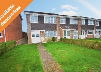 Thumbnail 3 bed semi-detached house to rent in Cranbourne Park, Hedge End, Southampton