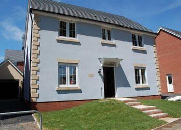 Thumbnail 4 bed property to rent in Meysydd Y Coleg, Carmarthen