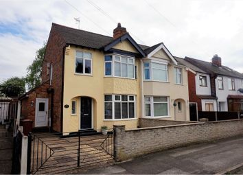 Thumbnail 3 bed semi-detached house for sale in Charlbury Road, Nottingham