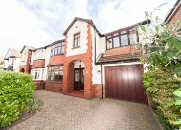 Thumbnail 4 bed semi-detached house for sale in Grantham Avenue, Hartlepool