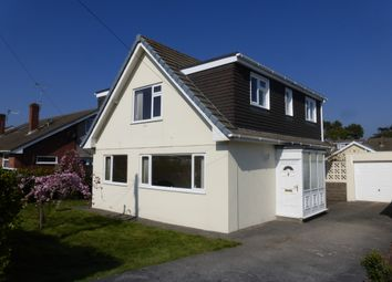 Thumbnail 4 bed bungalow for sale in Glynstell Road, Nottage, Porthcawl