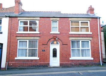 Thumbnail 2 bed terraced house for sale in Castle Street, Caergwrle, Wrexham