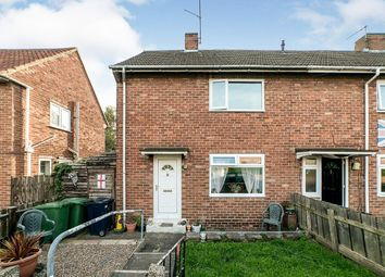Thumbnail 2 bed end terrace house for sale in Lobley Gardens, Lobley Hill Gateshead, Tyne And Wear