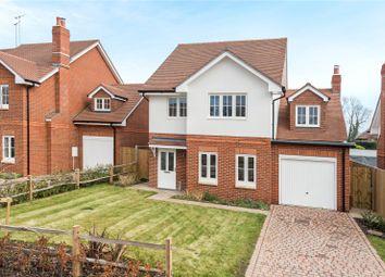 Thumbnail 5 bedroom detached house for sale in De Port Heights, Corhampton, Southampton, Hampshire