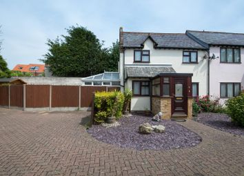 Thumbnail 2 bed end terrace house for sale in Homestead Village, London Road, Ramsgate