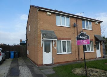 Thumbnail 2 bed semi-detached house to rent in St Margarets Court, Hull