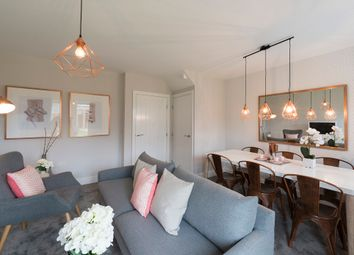 Thumbnail 3 bed semi-detached house for sale in Plot 67, The Anselm, Burton Road, Manorfields, Castle Gresley