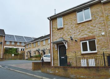 Thumbnail 3 bed semi-detached house for sale in The Sidings, Cowes