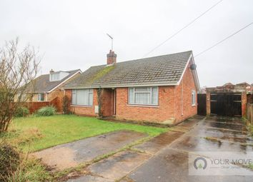 Thumbnail 3 bed bungalow for sale in Darby Road, Beccles