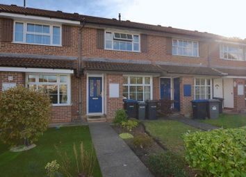 Thumbnail 2 bed terraced house to rent in Finlay Gardens, Addlestone