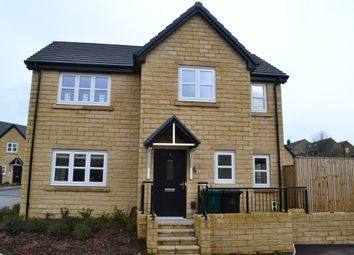 Thumbnail 3 bedroom detached house for sale in Valley Meadow, Denholme, Bradford