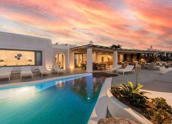 Thumbnail 8 bed villa for sale in Aleomandra, Mykonos, Cyclade Islands, South Aegean, Greece