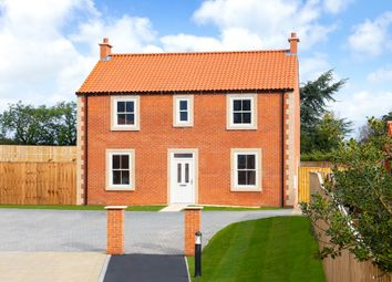 Thumbnail 4 bed detached house for sale in Pickhill, Thirsk