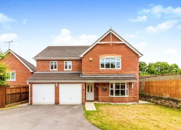 Thumbnail 4 bed detached house to rent in Queenswood Close, Sheffield