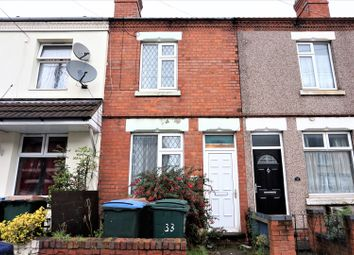 Thumbnail 2 bed terraced house for sale in Holmsdale Road, Coventry
