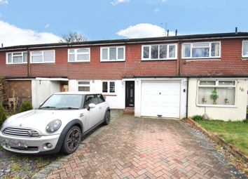 Evergreen Road, Frimley, Camberley, Surrey GU16. 3 bed terraced house for sale
