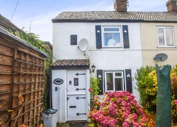 Thumbnail 2 bedroom end terrace house for sale in Henhayes Lane, Crewkerne