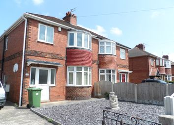 Thumbnail 3 bed semi-detached house to rent in Askham Avenue, Pontefract