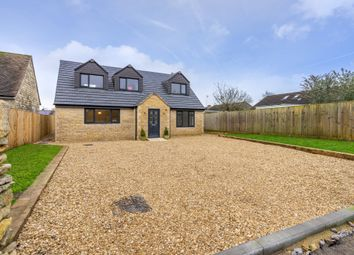 Thumbnail 4 bed detached house for sale in Newtown, Hullavington, Chippenham