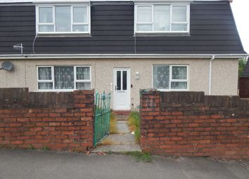 Thumbnail 2 bedroom flat to rent in Brynteg Terrace, Ebbw Vale
