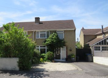 Thumbnail 3 bed semi-detached house for sale in Greenwood Avenue, Laverstock, Salisbury