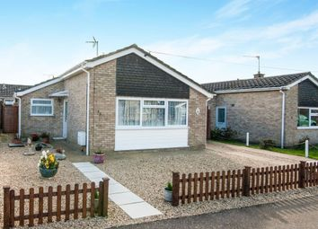 Thumbnail 2 bed detached bungalow for sale in Langmere Road, Watton, Thetford