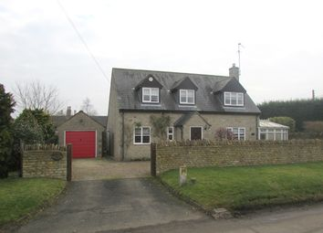 Thumbnail 4 bedroom detached house for sale in King Arms Lane, Polebrook