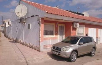 Thumbnail 4 bed semi-detached house for sale in 30334 Las Palas, Murcia, Spain