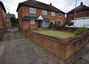Thumbnail 3 bedroom semi-detached house to rent in Lansbury Grove, Longton, Stoke-On-Trent