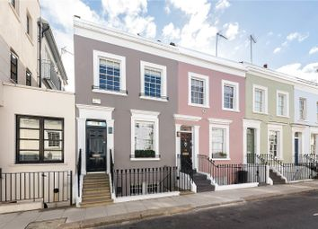 Callcott Street, Kensington, London W8. 3 bed end terrace house