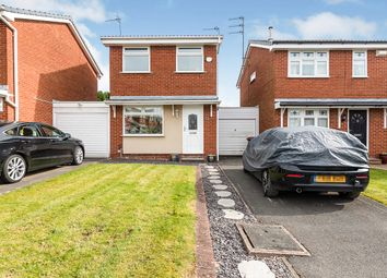 Thumbnail 2 bed detached house for sale in Wyke Road, Prescot, Merseyside