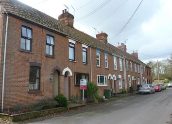 Thumbnail 2 bedroom terraced house to rent in West End, Northwold, Thetford