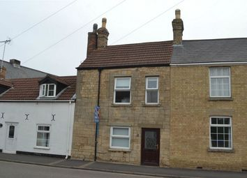 Thumbnail 2 bed cottage to rent in Bridge Street, Deeping St James, Peterborough, Lincolnshire