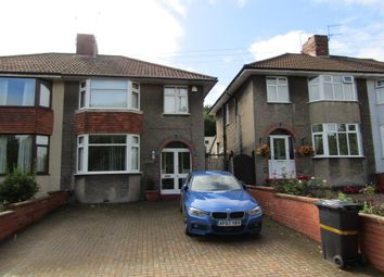 Thumbnail 3 bedroom semi-detached house to rent in Airport Road, Bristol